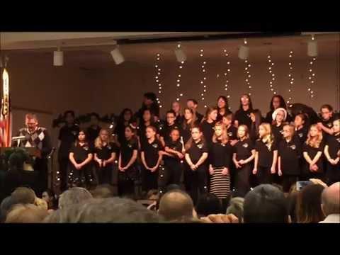 2014 Givens Elementary School Holiday Program- Silent Night