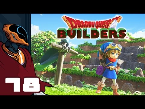 Let's Play Dragon Quest Builders [Chapter 4] - PS4 Gameplay Part 78 - Civic Planning