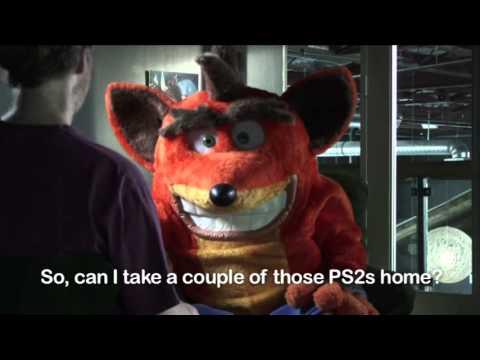 Crash Bandicoot Interviews Radical Entertainment