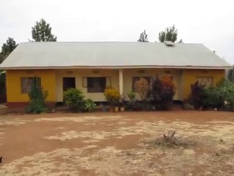 My Peace Corps Tanzania House