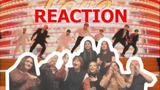 BTS - Boy With Luv feat. Halsey MV Reaction by ASTREX(ENG SUBS)