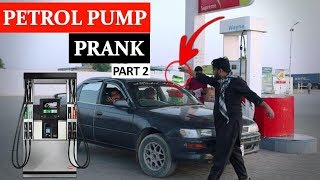 | PETROL PUMP PRANK PART 2 | By Nadir Ali & Ahmed in P4 Pakao 2019