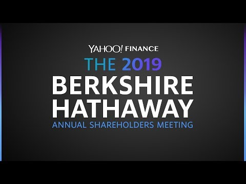 Warren Buffett and Charlie Munger chair the 2019 Berkshire Hathaway Shareholders Meeting (FULL)