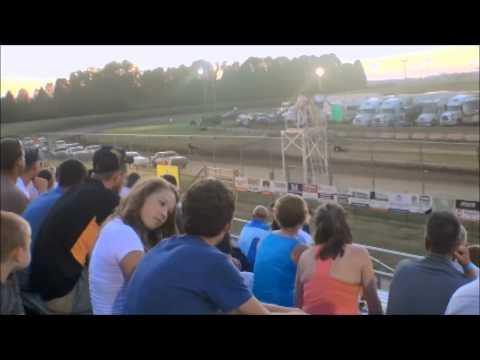 nielsen racing Sioux Speedway 7-17-13