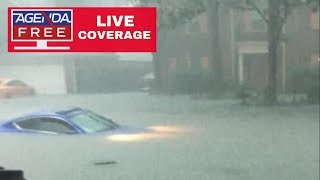 Major Flooding in Houston & SE Texas - LIVE COVERAGE