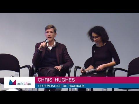 """Chris Hughes, co-fondateur de Facebook : """"Le revenu de base, c"""