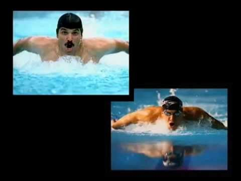 Butterfly Evolution - 1970s-21st Century (Mark Spitz vs. Michael Phelps)