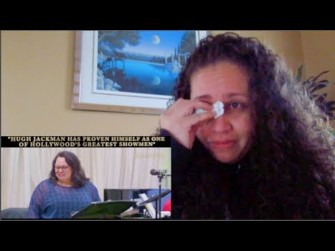 """Keala  Settle Brings Me To Tears!   The Greatest Showman   """"This Is Me""""   REACTION"""