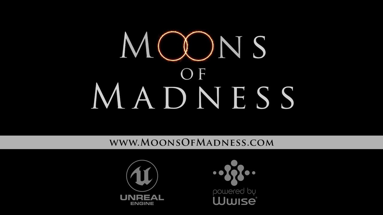 Moons of Madness - Announce Trailer