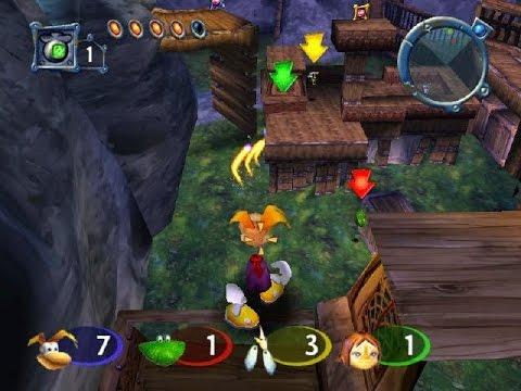 Rayman Free Games