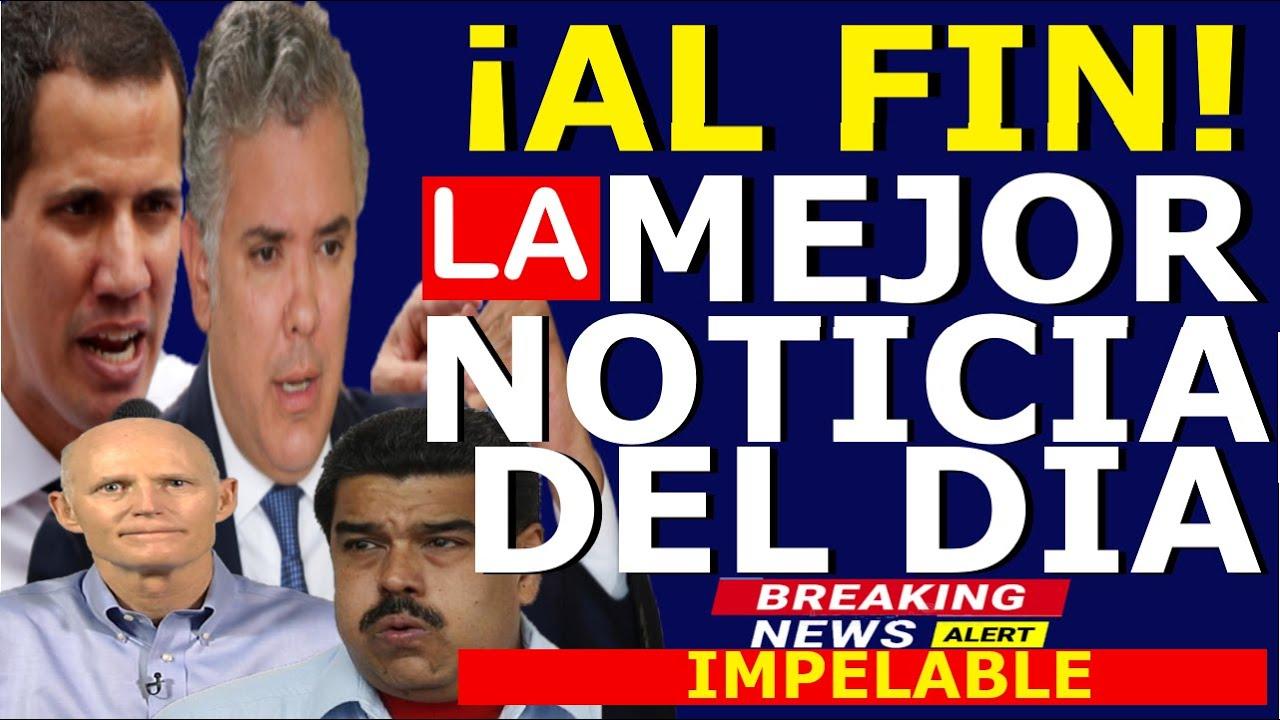 🔴HACE 5 MINUTOS, GUAIDO DUQUE RICK SCOTT Y LA UE DAN ULTIMÁTUM A MADURO - EL CHAVISMO AGONIZA HOY