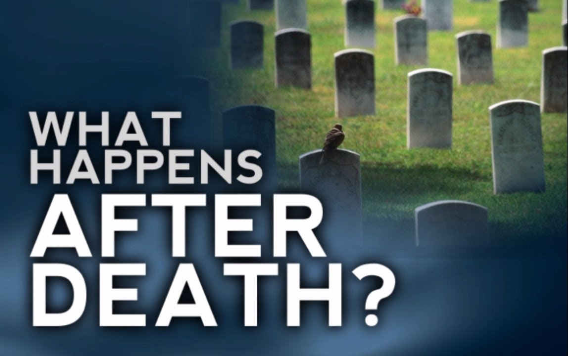 What happens after death? Will you go to Heaven? - YouTube