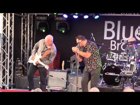 THE FLAMING MUDCATS @ BROADBEACH BLUES FEST )18-05-2017)