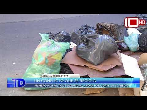 Mar del Plata sigue sin recolección de residuos