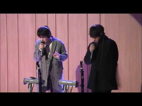 [SBS]두시탈출컬투쇼,Cave me in, 타블로·에릭남 라이브