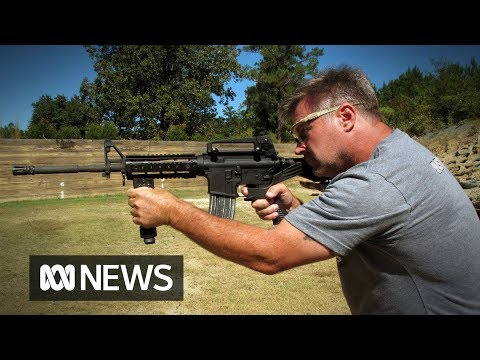 Las Vegas shooting: How does a 'bump stock' work?
