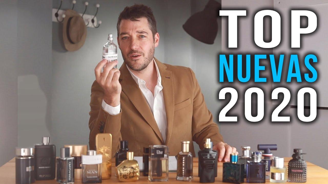 Las 5 mejores fragancias lanzadas en 2020