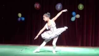 Tanvi Mavuri Ballet performance to Indian music-TASK Ugadi -2013