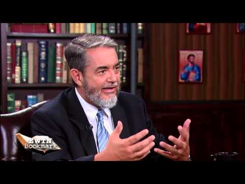 EWTN Bookmark - Dr. Scott Hann - Angels And Saints