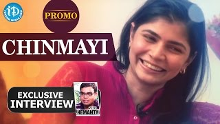 Playback Singer/Dubbing Artiste Chinmayi Sripada Interview Promo || Talking Movies With iDream