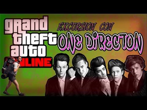 Excursión One Direction | 1D karaoke | GTA Online