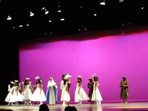 Ava's Dance at GCKA 2013 Christmas Program