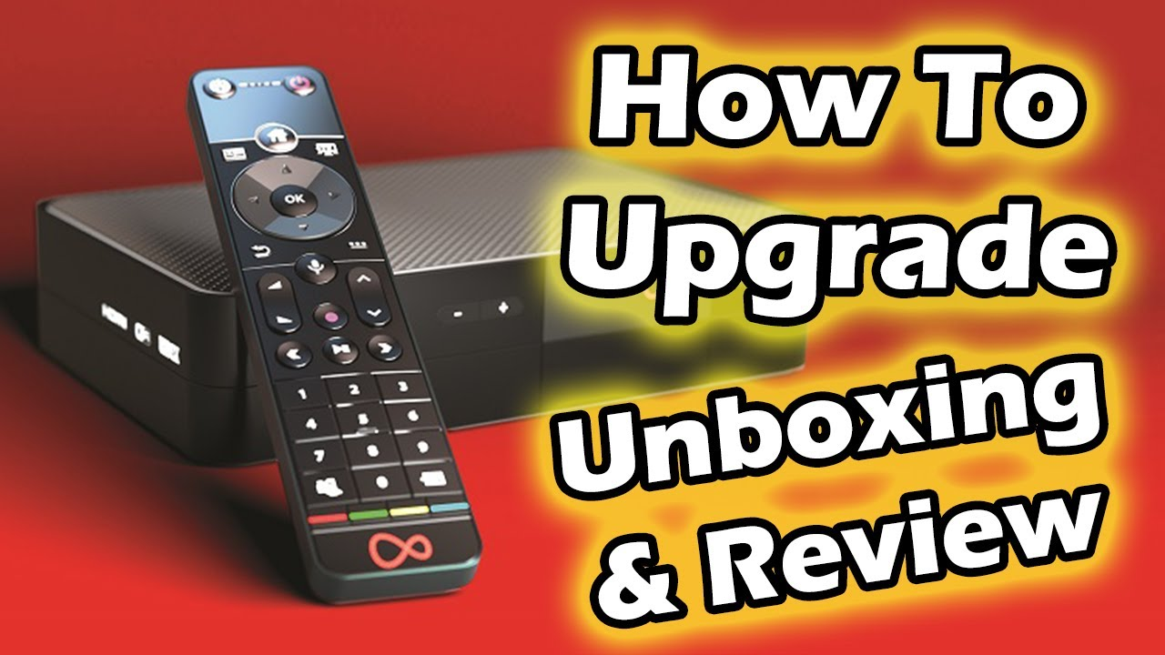 Virgin TV 360 Upgrade - Step By Step Upgrade, Unboxing And Review   TiVo to  Horizon TV - YouTube