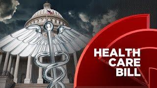 Senate Republicans Keep Details Of Their New Health Care Bill Secret