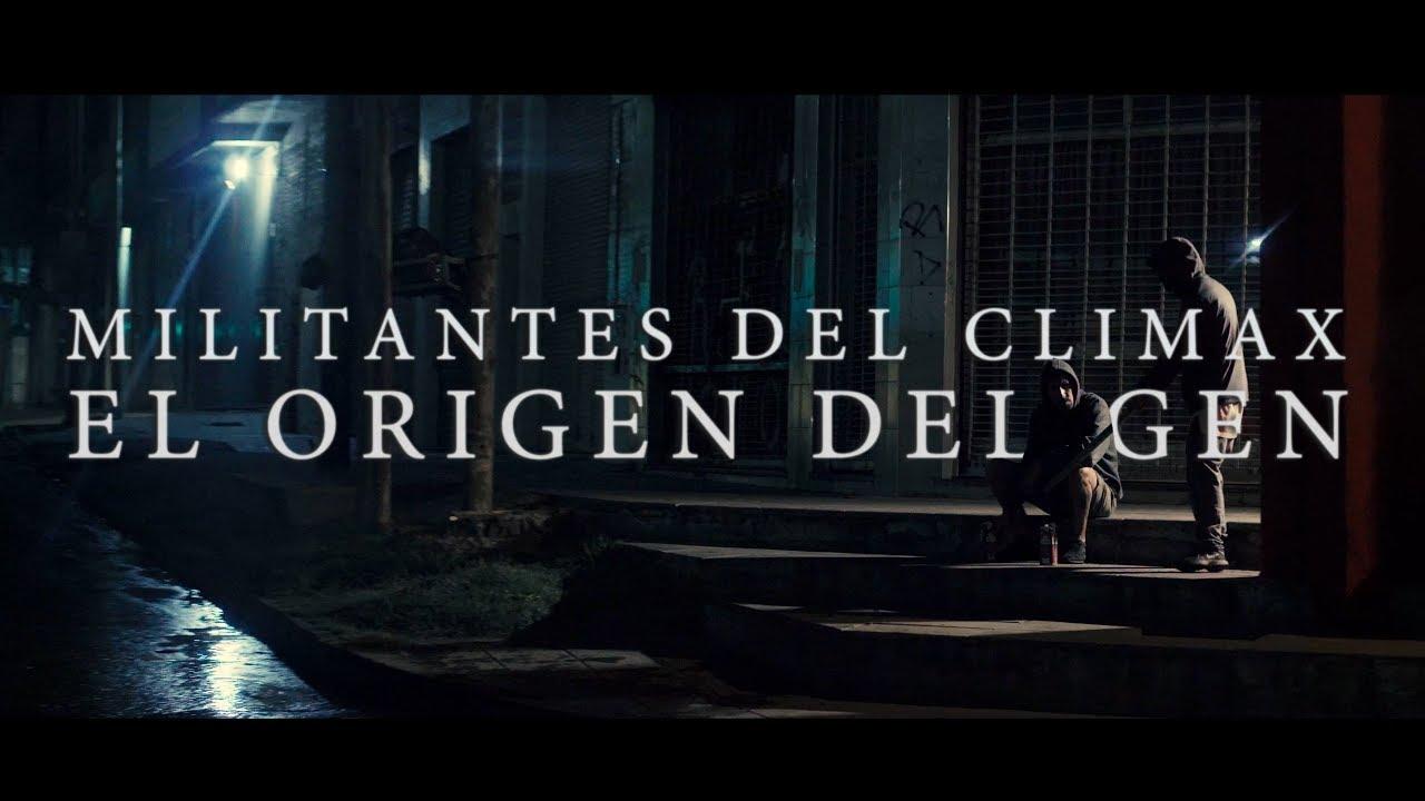 MILITANTES DEL CLÍMAX - EL ORIGEN DEL GEN (Official Video)