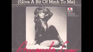 Amanda Lear - Enigma (Give A Bit Of Mmh To Me)
