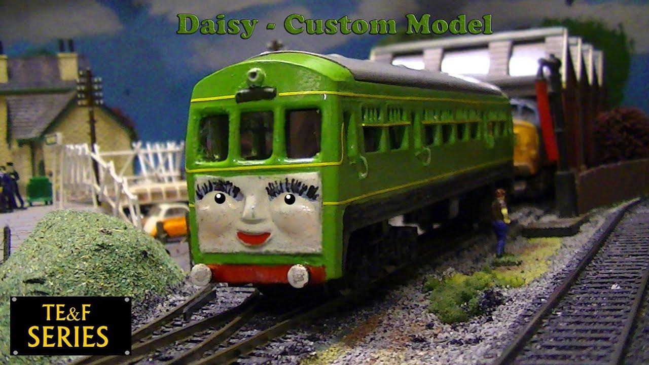 Thomas Amp Friends Daisy Custom Model 00 Youtube