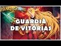 HEARTHSTONE - GUARDIÃ DE VITÓRIAS! (STANDARD SECRET HUNTER)