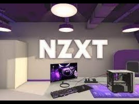 Pc Building Simulator NZXT workshop ep 1 |