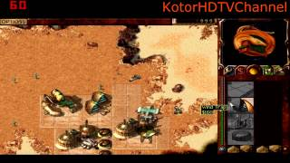 Dune 2000 PC Gameplay Video (Ordos)