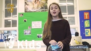 60 Seconds With... Kia Pegg from the Dumping Ground | BAFTA Kids