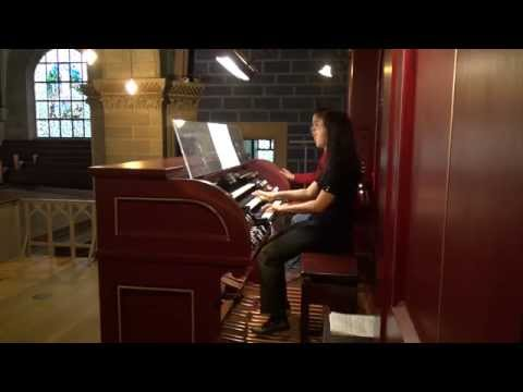 Masterrezital Hyeong-Joo Go (Master of Arts in Spezialisierter Musikalischer Performance Solistin)