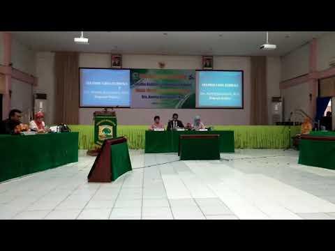 Promosi Doktor Biomedik Fak.Kedokteran Andalas Padang.(1)