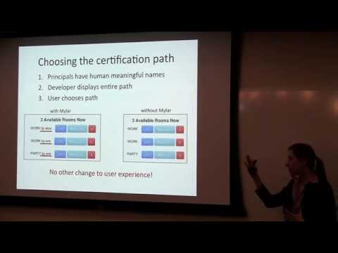 26 Jan 2015, Cryptographic Computation Systems by Raluca Ada Popa