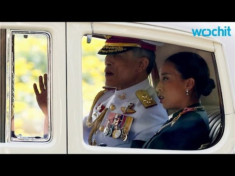 New King Of Thailand Makes First Appearance