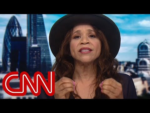 Rosie Perez: We're treating Puerto Rico like crap