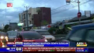 Terjadi 11 Kali Gempa Susulan di Manado
