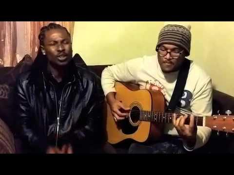 Lay me down - Tebogo Louw & Dustin Julius (Acoustic Version)