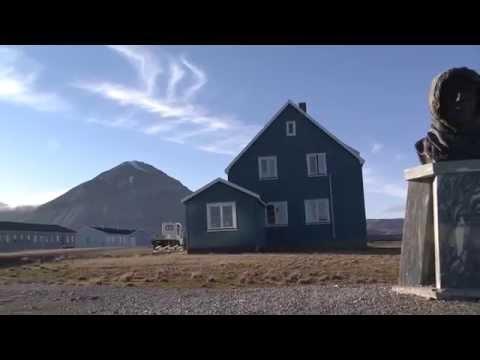 Die arktische Forschungsbasis AWIPEV auf Spitzbergen / AWIPEV Arctic Research Base