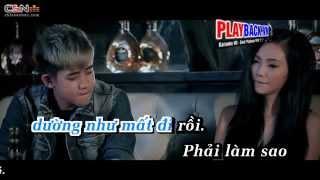 [ Karaoke HD ] Em Đâu Hiểu Được - Đinh Kiến Phong