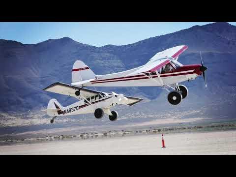 Wisconsin to Las Vegas - High Sierra Fly-in Bound