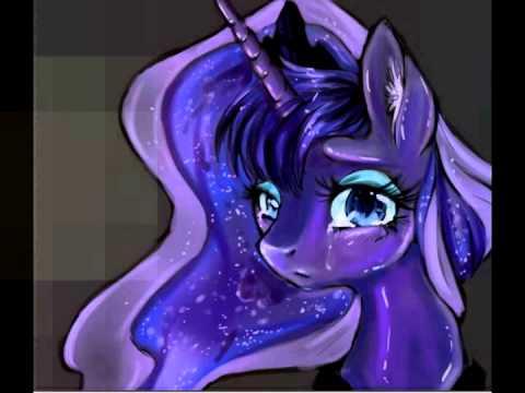 картинки май литл пони дочь луны