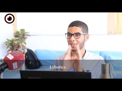 Meet Libya's Lybotics Youth Team
