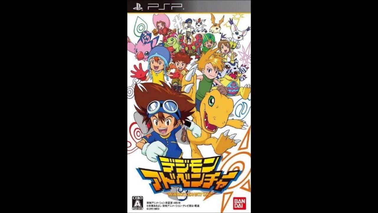 Digimon Adventure Psp Major Boss Theme Youtube