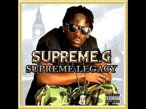 Supreme.G - Lord Forgive Me