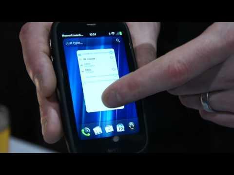 HP / Palm Pre 3 Smartphone running webOS